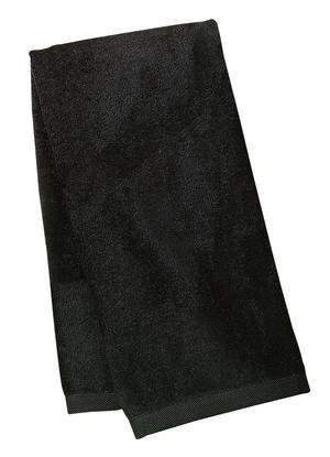 - Port Authority Perfect Sport Towel, Black, One Size. TW52