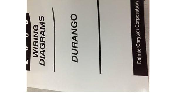 2005 Dodge Durango Wiring Diagram