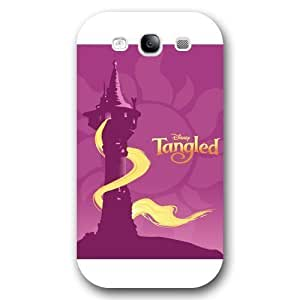 Diy White Hard Plastic Disney Cartoon Tang led For Iphone 5C Case Cover Case