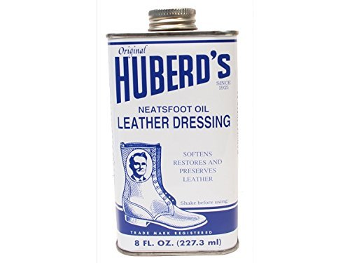 Huberd's Neatsfoot Oil Leather Dressing (Pack of 14) by Huberd's (Image #1)