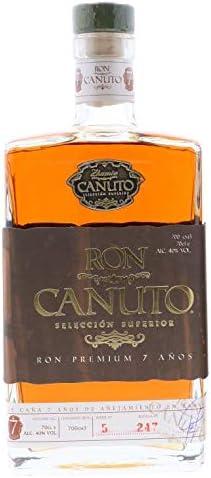 Ron marrón Premium de Ecuador, almacenado por 7 años, botella ...