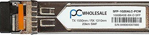 Moxa Compatible SFP-1G20ALC - 1000BASE-BX-D Bi-Directional SFP Transceiver