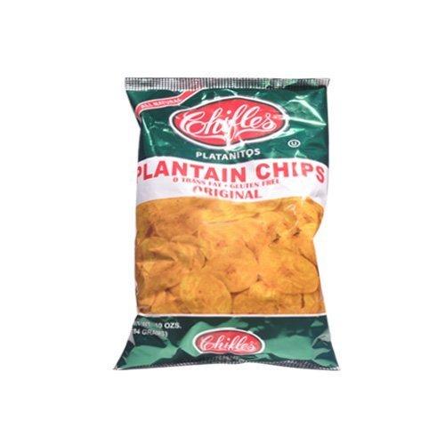 Chifles Plantain Chips (Chifles Plantain Chips Original 10 OZ by Chifles)