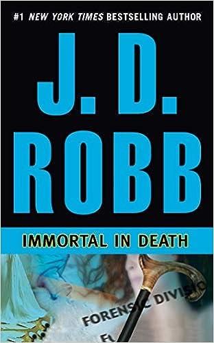 Descargar Por Utorrent Immortal In Death PDF Español
