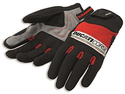 Ducati Motorcycle Gloves - 4