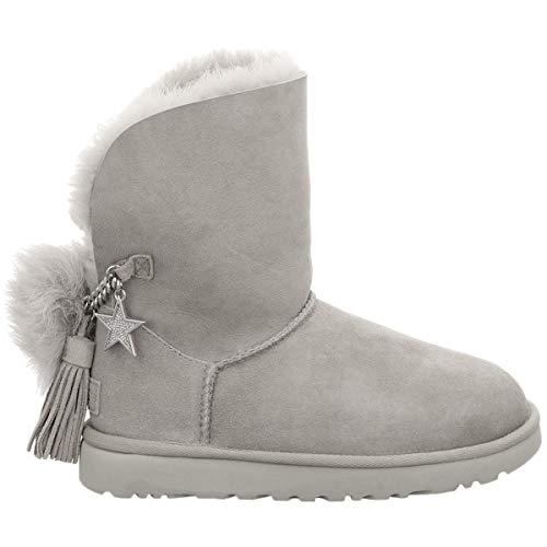 Classic Charm Femme Bottes Suede Willow Ugg Australia qSEaxtwW1