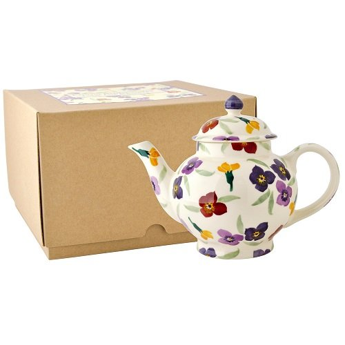 Emma Bridgewater - Wallflower 4 Cup Teapot, Boxed