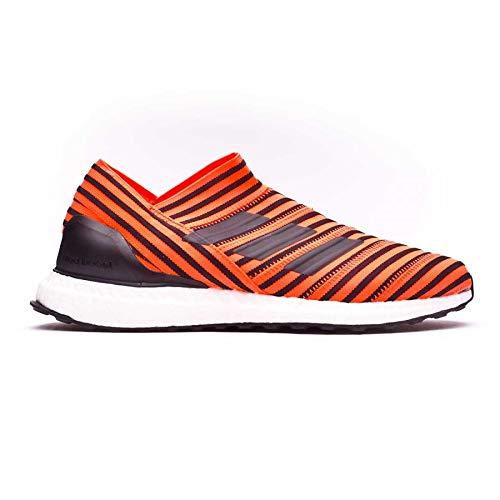 adidas Nemeziz Tango 17+ 360 Agility Mens Football Boots Soccer Cleats (UK 9.5 US 10 EU 44, Orange Black CG3659)