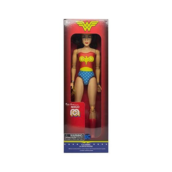 41jHZ0Pue%2BL Mego Classic Wonder Woman Action Figure 14