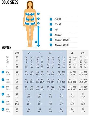 Odlo Womens Evolution Warm Seamless Pants