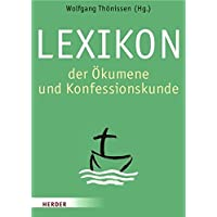 Lexikon der Ökumene und Konfessionskunde