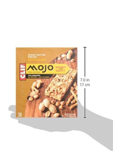 Clif Mojo Bar, Peanut Butter Pretzel, Net Wt. 19.08 Oz. 12 Count (Pack of 2) by Clif Bar (Image #9)