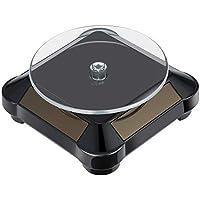BianchiPatricia Solar Showcase 360 Turntable Rotating Jewelry Watch