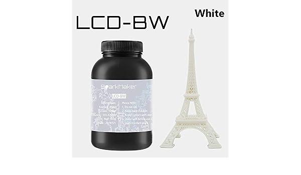 Sparkmaker - Resina para impresora 3D SLA, 405 nm, UV ...