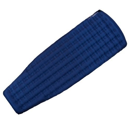 Big Agnes Insulated Double Z Sleeping Pad - Navy Wide Long