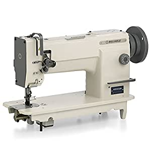 Reliable 4000SW Single Needle Walking Foot Sewing Machine With Sewquiet Servomotor
