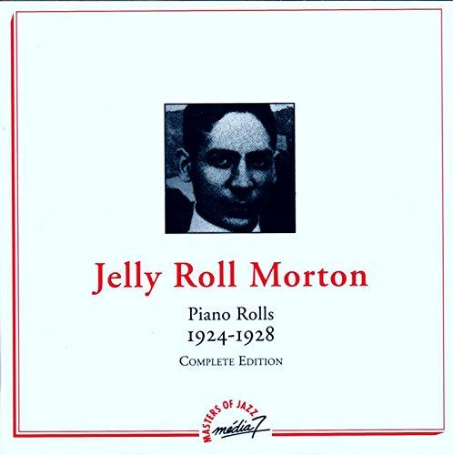 Jelly Roll Morton: Piano Rolls, 1924-1928 (Complete Edition)