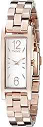 DKNY Women's NY2429 PELHAM Rose Gold-Tone Stainless Steel Watch