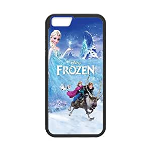 iPhone 6 4.7 Inch Cell Phone Case Black Entertainment frozen disney SUX_044130