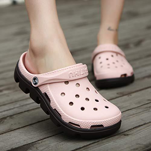 Rosa A Shukun Herrensandalen Men& 039;s schuhe, Special Sandals, Extra Large Beach schuhe, Summer Slippers