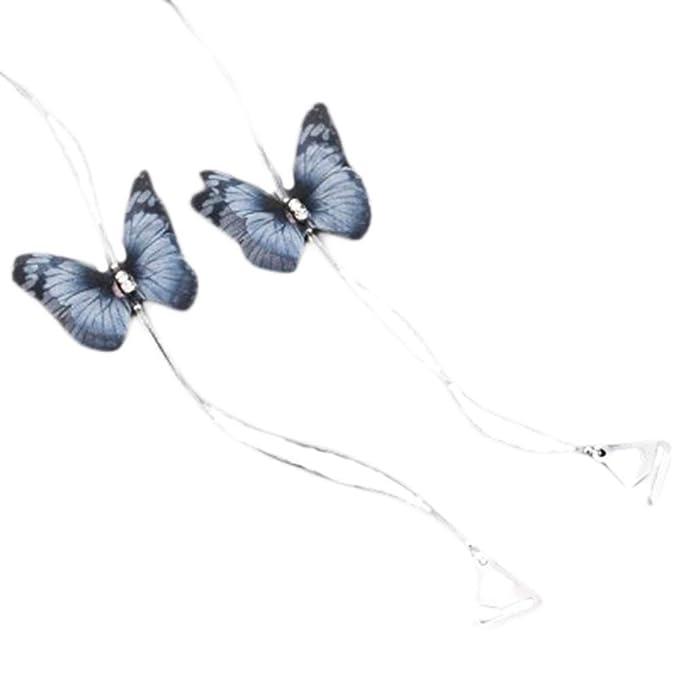 Wukong Paradise Sujetador de repuesto invisible correas Mariposa correa de hombro transparente, A01: Amazon.es: Ropa y accesorios