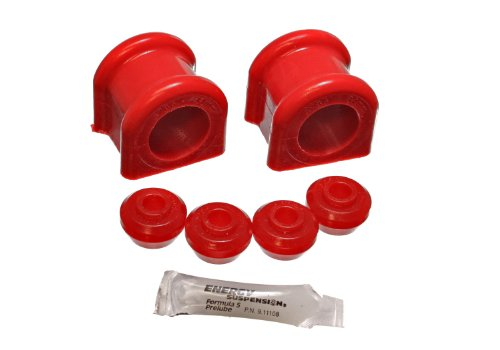 Energy Suspension 5.5160R 36mm Front Sway Bar Bushing Set by Energy Suspension