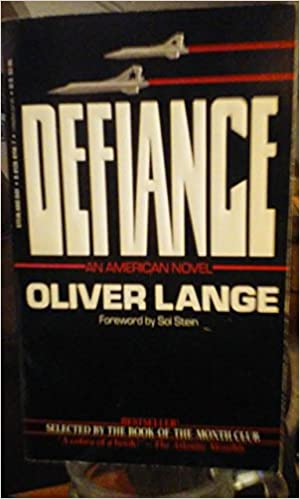 Image result for Defiance oliver lange