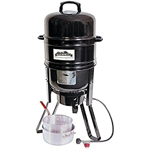 2. Masterbuilt M7P 7-in-1 Smoker and Grill