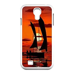 High Quality Phone Case For SamSung Galaxy S4 Case -Tall sailing protective case-LiuWeiTing Store Case 14