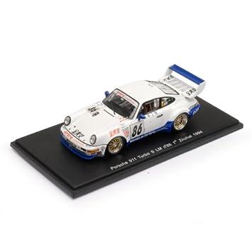 1/43 Porsche 911 Turbo S 94 BPR GT series Zhuhai championship # 86 JP