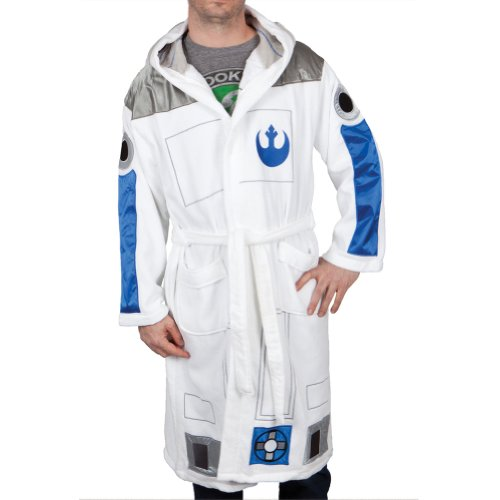 Star Wars R2D2 Bathrobe Multi