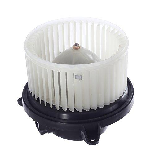 HVAC Blower Motor Assembly for 05-10 Nissan Frontier 05-12 Nissan Pathfinder 05-13 Nissan Xterra 09-10 Suzuki Equator