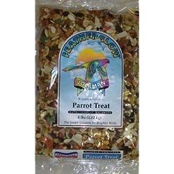 Volkman Seed Featherglow Parrot Treat 4lb by Volkman Seed Company Inc