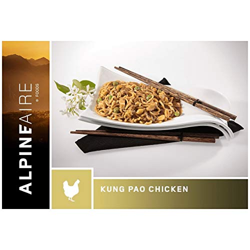 Alpine Aire Foods Kung Pao Chicken (Serves 2)