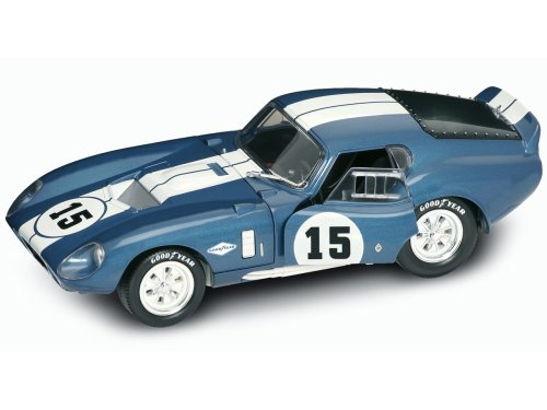 Shelby Daytona Coupe (Yat Ming Scale 1:18 - 1965 Shelby Cobra Daytona Coupe)