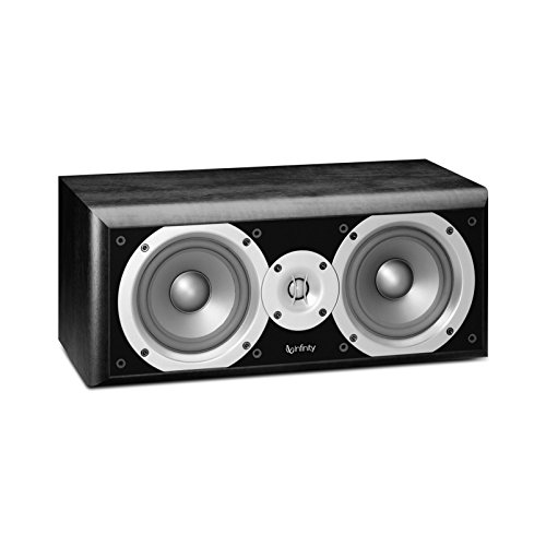 Buy Infinity Primus Two-way dual 5-1/4-Inch Speaker (Each, Center-Channel, Black)