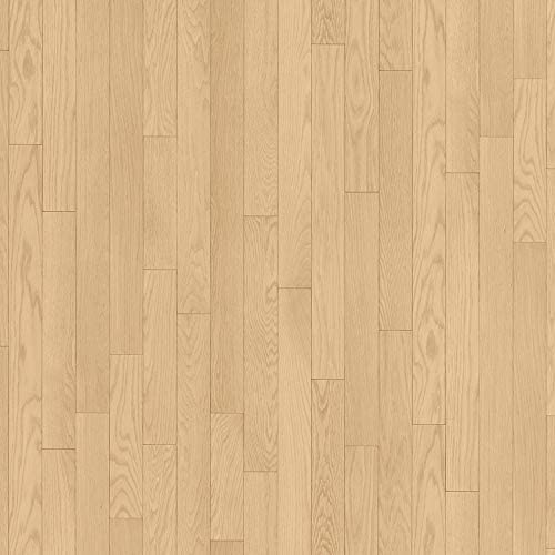 サンゲツ クッションフロア DIY 遮音フロア L-45 (遮音・衝撃吸収) 木目・ウッド (オーク) (長さ1m x 注文数) LM-4192 (旧LM-1186)