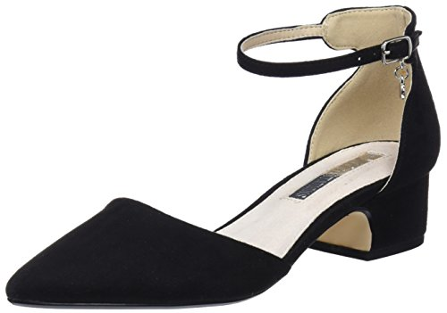 Xti Ladies 30749 Strappy Pumps Nero (nero)