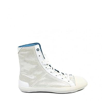 the best attitude 90d13 151c7 Nike Sneaker Damenschuh Sixton Mid 316361 012, Weiß, 40.5