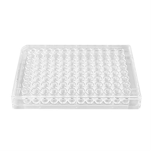 Adamas-Beta Lab Cell Culture Dishes,Sterile Tissue Culture Plate 96 Well -Surface Treated