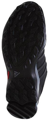 Zapatillas De Senderismo Adidas Outdoor Terrex Swift Mid Cw - Hombre Negro / Gris Vista / Tiza Blanca