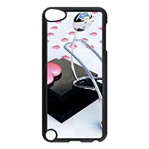 Space of love Ipod Touch 5 Case Black