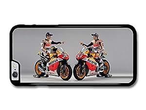 "AMAF ? Accessories Dani Pedrosa and Marc Marquez MotoGP Drivers case for iPhone 6 Plus (5.5"")"