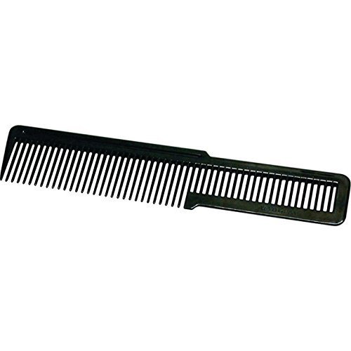 Wahl Professional Large Clipper Styling Flat Top Comb - Clipper Comb