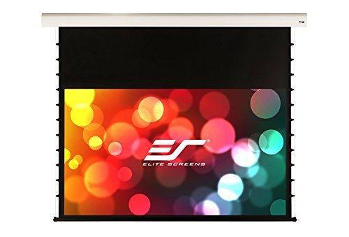 Elite Screens Starling Tab-Tension 2 135 16:9 6 Drop Tensioned Electric Motorized Projector Screen STT135XWH2-E6 [並行輸入品]   B07CRWL5SD