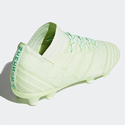 Scarpa Da Calcio Adidas Uomo Nemeziz 17,2 Fg Verde Chiaro
