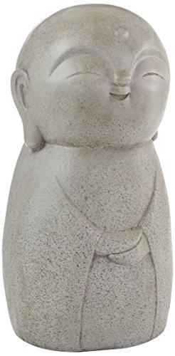Hi-Line Gift Ltd Smiling Lucky Japanese Jizo Statue