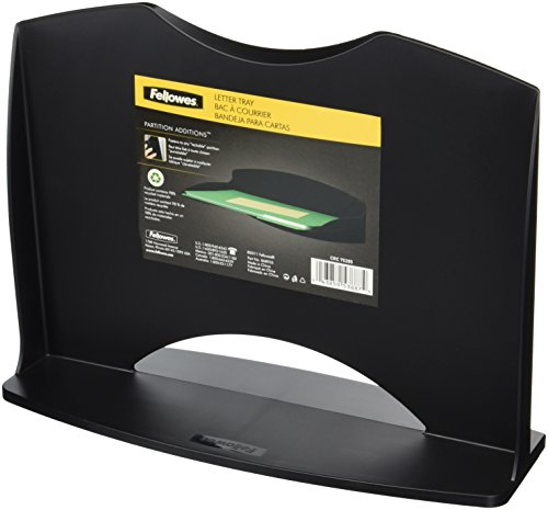 - Fellowes Partition Additions Letter Tray (7528501)