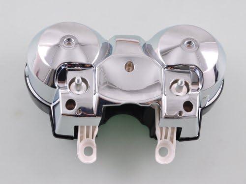 wotefusi Motorcycle New Gauges Speedometer Tachometer Case Cover For Honda CB600//CB900 Hornet 900 600 2003-2006 2004 2005