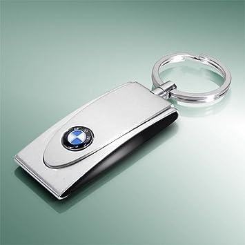 Amazon.com: BMW colgante diseño clave Cadena: Automotive
